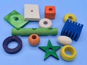 Loose Pine Toys