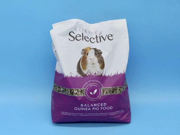 Selective Guinea Pig pack