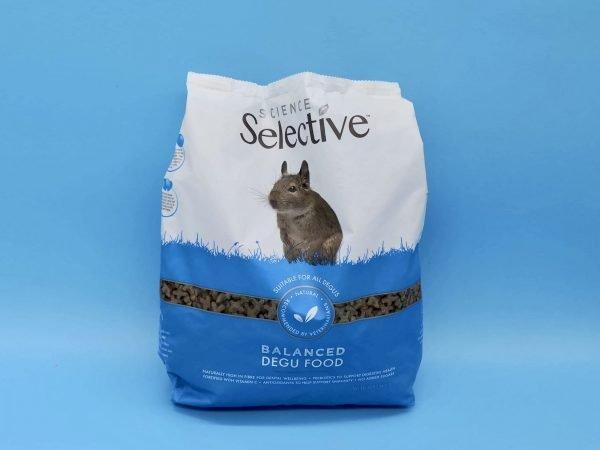 selective degu pack