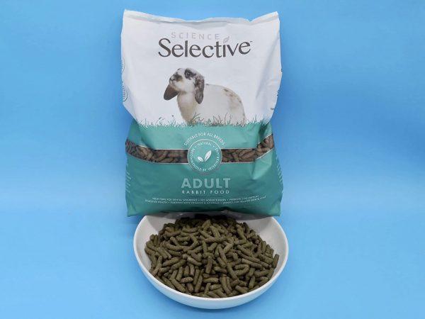 selective rabbit