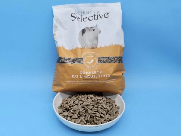 Selective rat and mouse