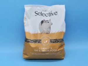 Selective rat and mouse pack
