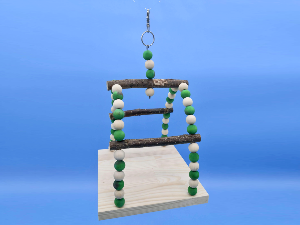 hanging bead arch
