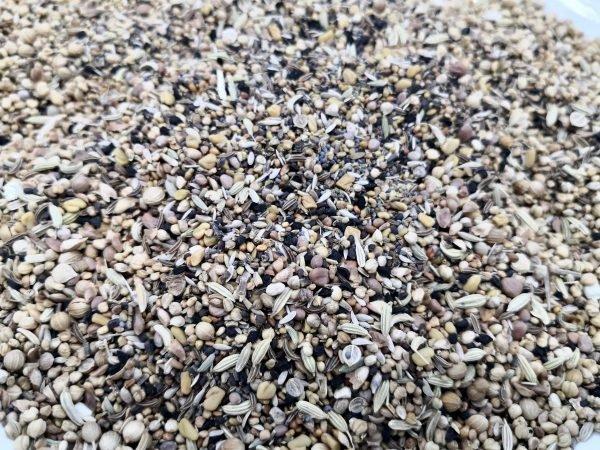 SAB Degu Seed Mix close