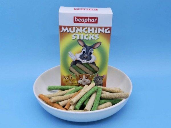 Munching sticks bowl
