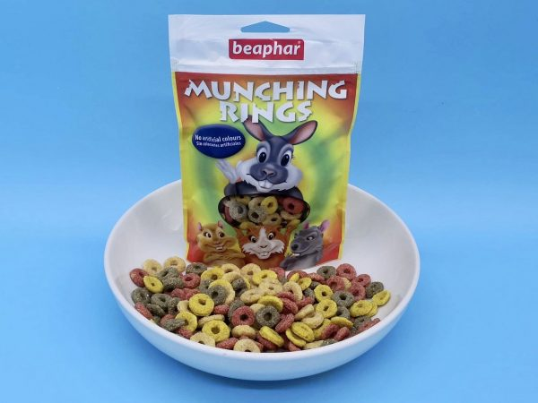 Munching Rings bowl
