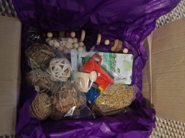 July surprise box